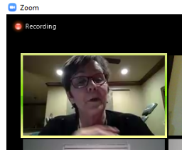 Our 1st Virtual Rehearsal is in the Books